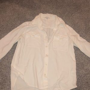 Talula White Dress Shirt